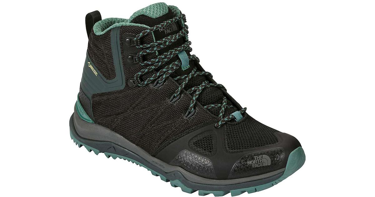 c1a834d57 The North Face - Black Ultra Fastpack Ii Mid Gtx Boot - Lyst