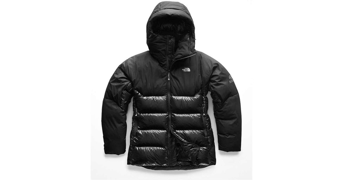 d661ce095 The North Face - Black Summit L6 Aw Down Belay Parka - Lyst