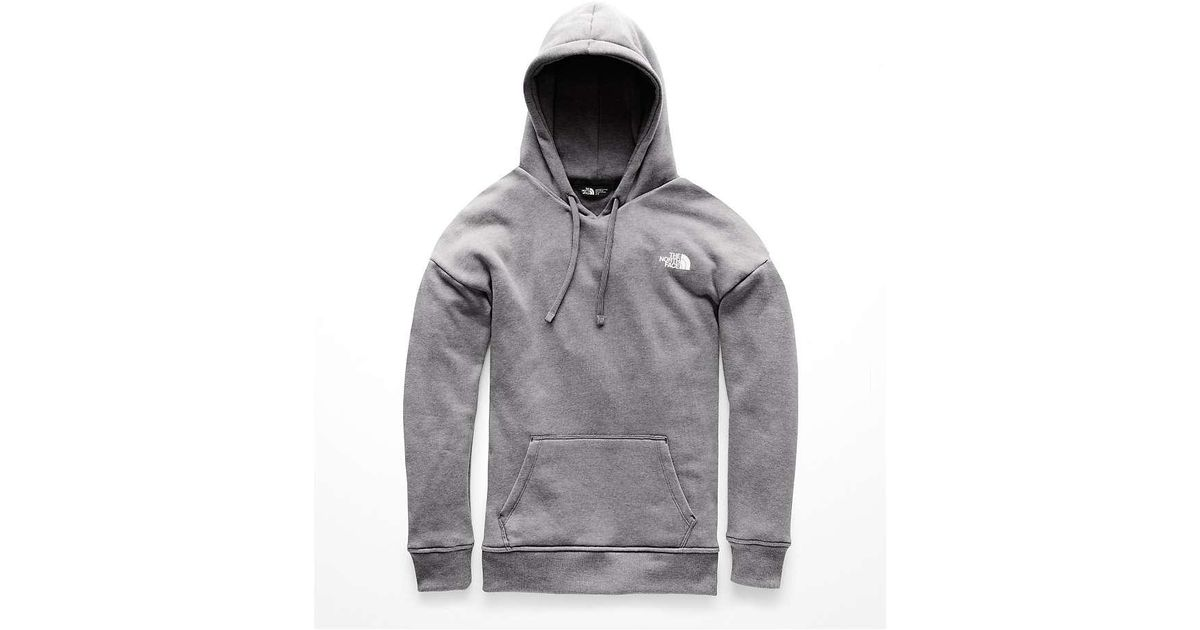 a7e15b698dac5 Lyst - The North Face Drop-shoulder Slammin Hoodie in Gray