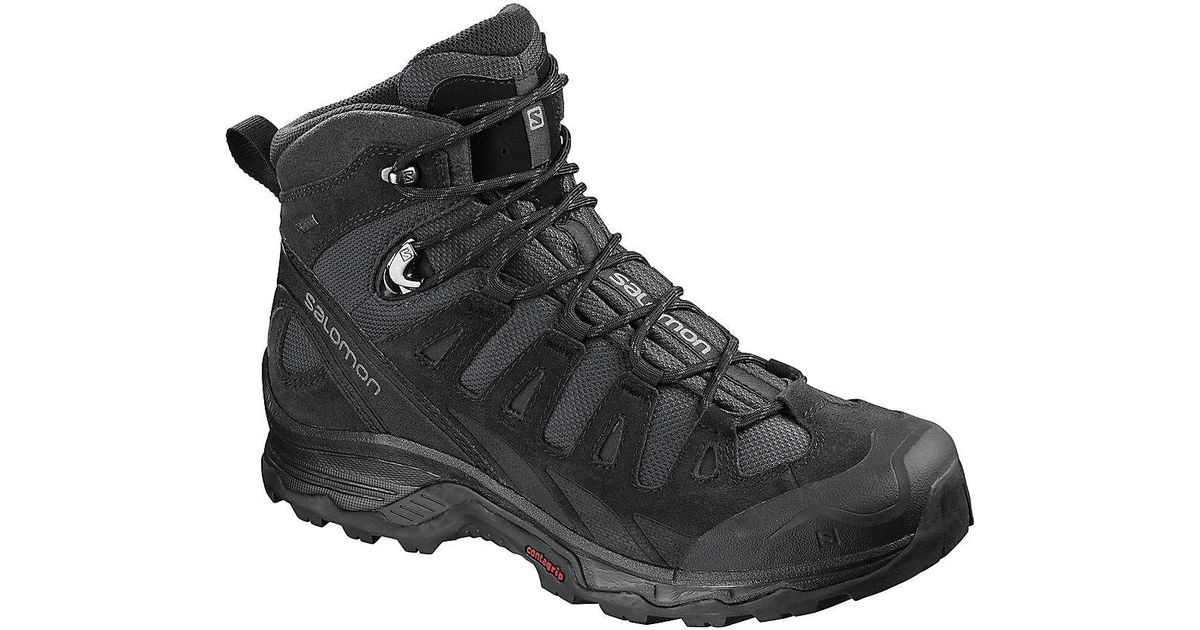 fcd0314759d Yves Salomon - Black Quest Prime Gtx Waterproof Walking Hiking Boots for  Men - Lyst