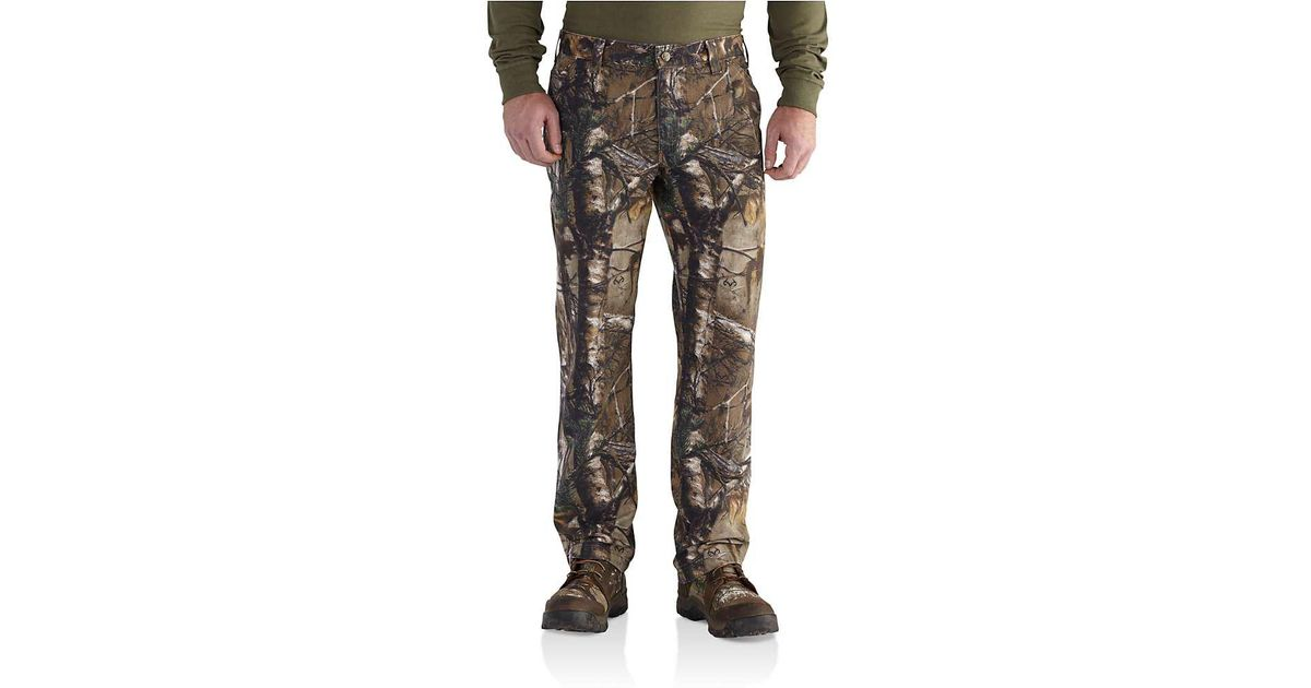 81dbbac8f594 Lyst - Carhartt Workcamo® Ap Dungaree Pants for Men - Save 61%