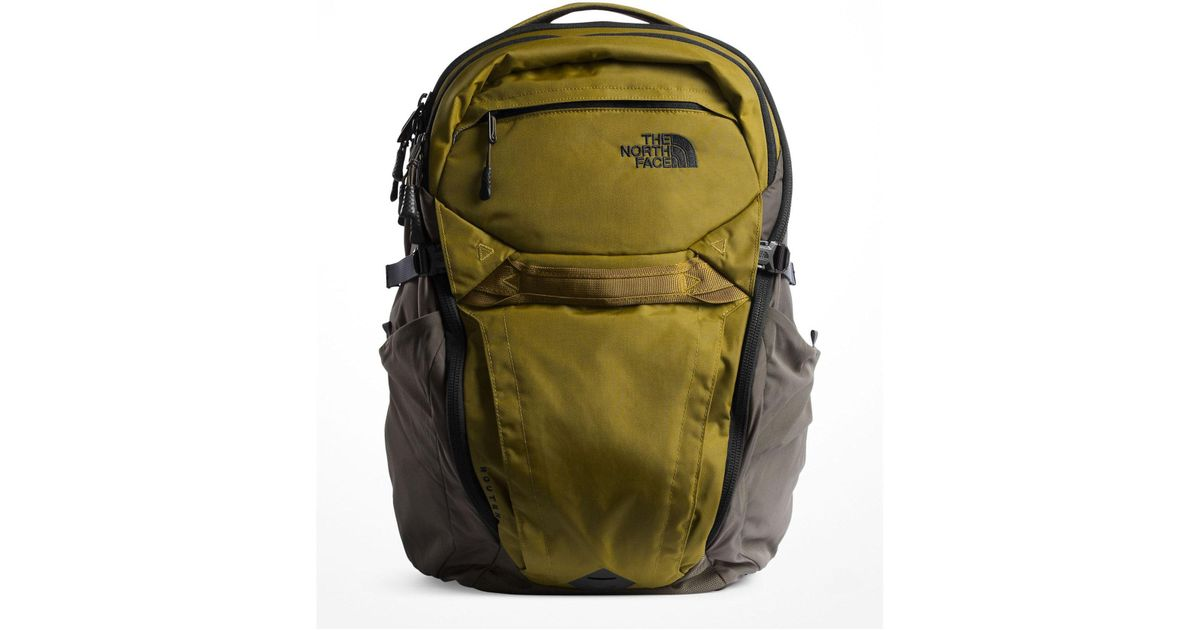 bdf587c23 The North Face - Green Router Backpack - Lyst