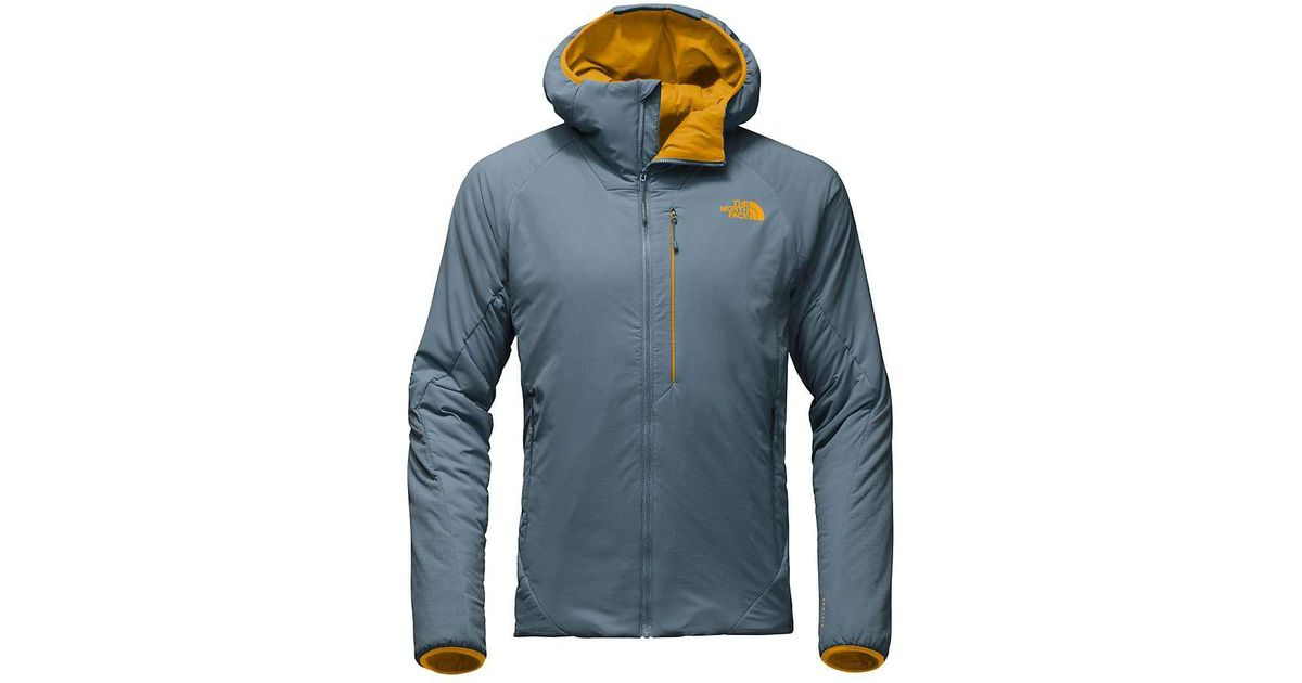 9defe7ca52 Lyst - The North Face Ventrix Hoodie in Blue for Men