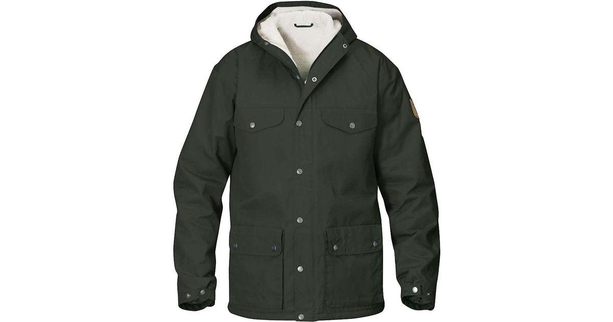 f97948a7ec25 Lyst - Fjallraven Greenland Winter Jacket in Green for Men