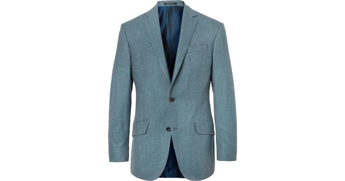 Aqua Suit Jackets