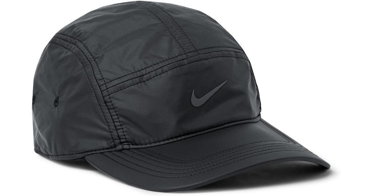 4c9c0bdd ... purchase lyst nike fear of god aw84 dri fit baseball cap in black for  men 9610b
