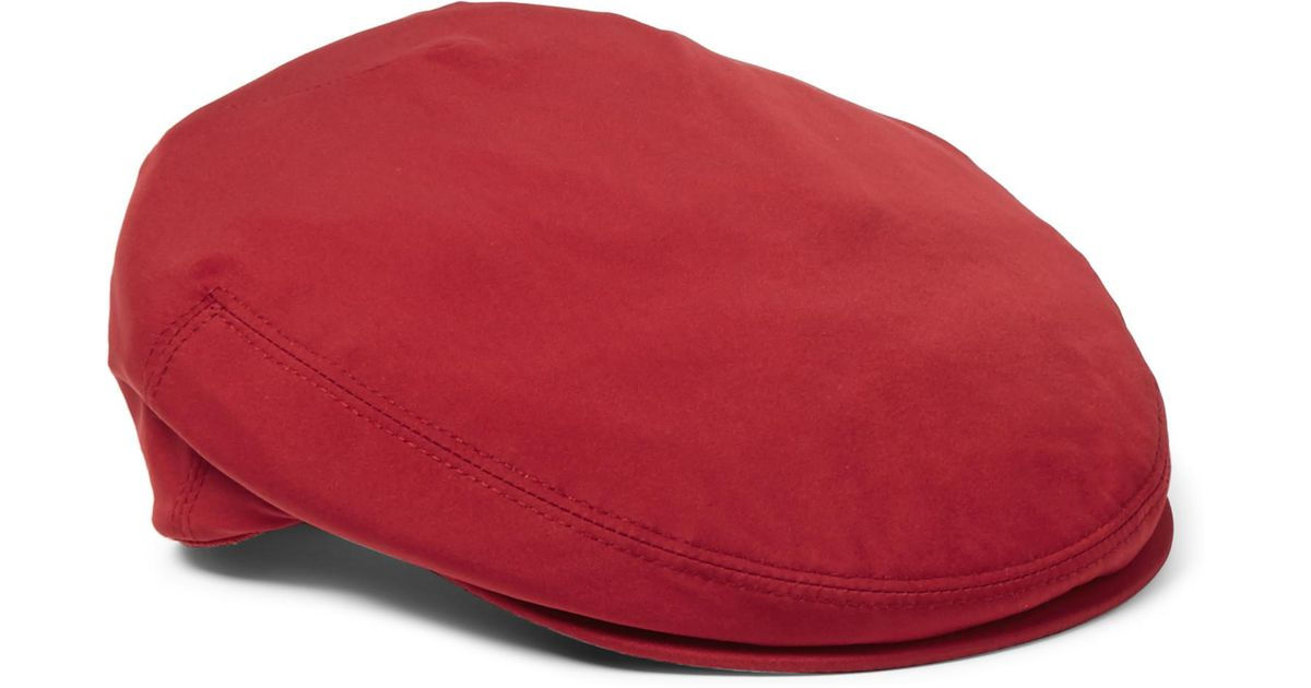 logo plaque cap - Red Loro Piana 0AHOISO