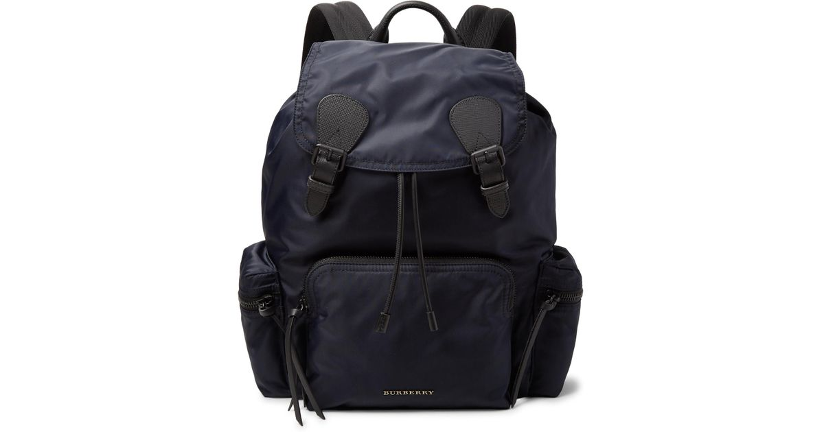 Cheap Sale View Burberry Navy Medium Nylon Rucksack Buy Online Cheap Price Supply For Sale Buy Cheap Clearance Cheap Sale From China sSHv2