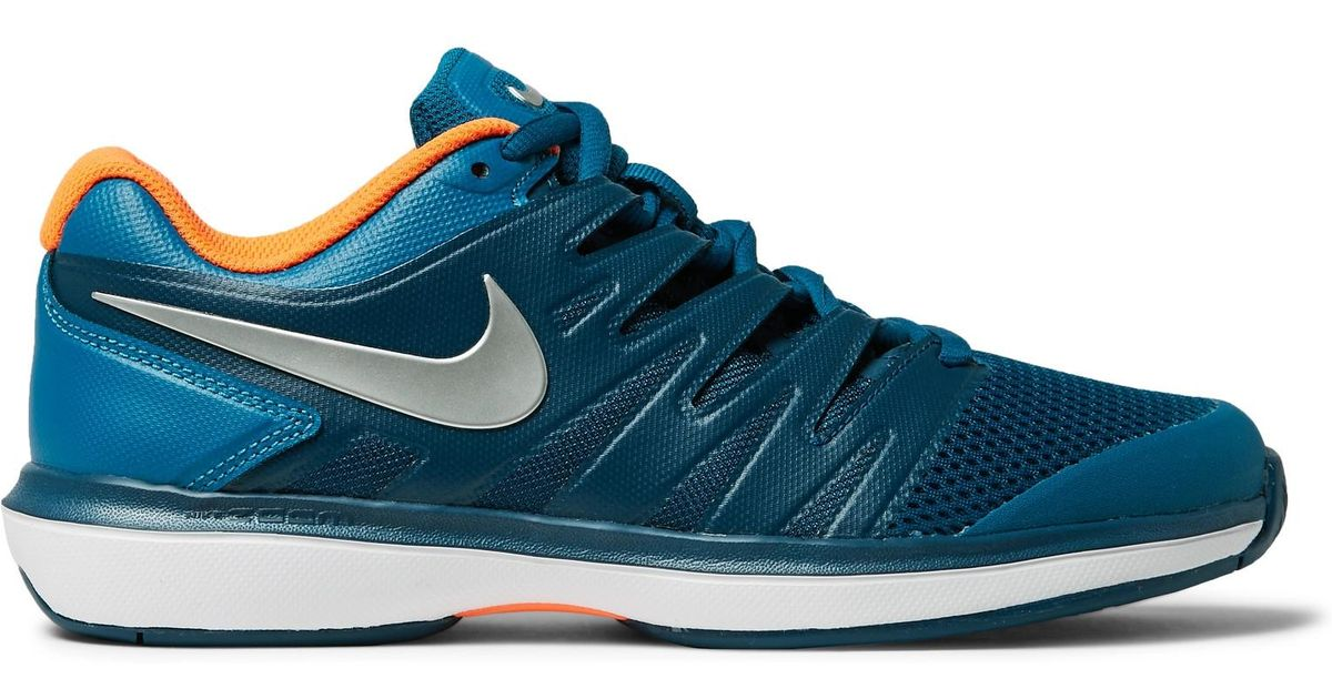 Air Zoom Prestige Rubber-trimmed Mesh Tennis Sneakers Nike 850remaN9w