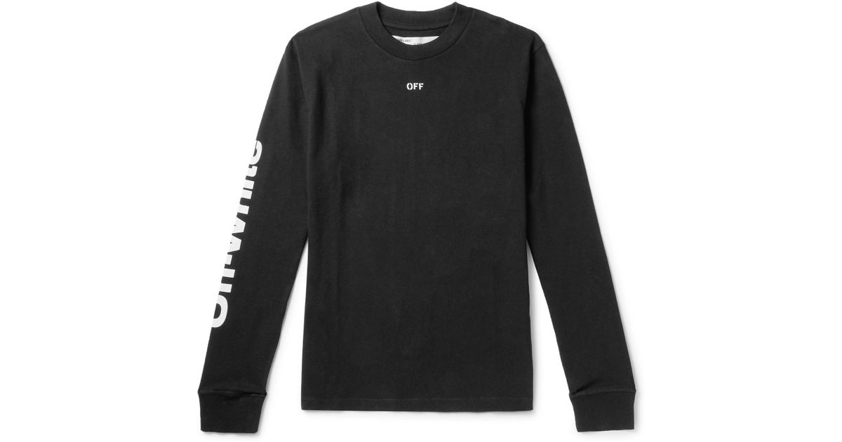 1b4c31a6 off-white-co-virgil-abloh-black-Logo-print-Cotton-jersey-T-shirt.jpeg