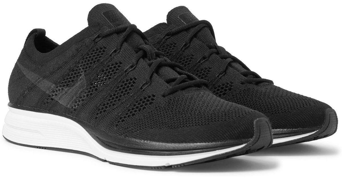 ec9de4acffc79 Lyst - Nike Flyknit Trainer Sneakers in Black for Men
