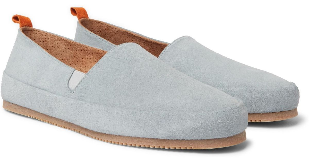 Mulo Suede Backless Loafers 2014 unisex cheap price sale pay with paypal buy cheap for sale cheap manchester great sale fashionable online DR7sWVMQ