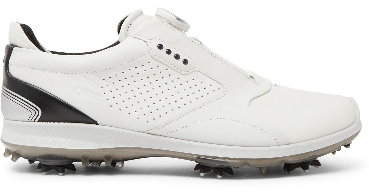 Biom G2 Gore-tex And Leather Golf Shoes Ecco NMjCP