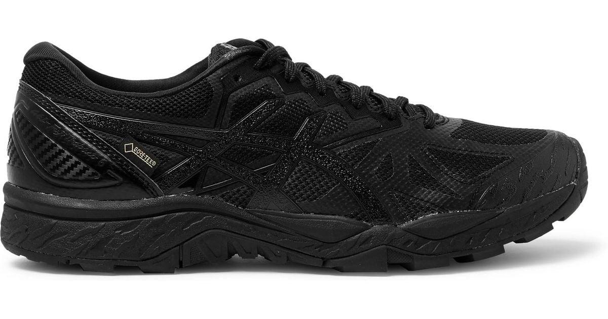 8184f93b529ca Asics Gel-fujitrabuco 6 Gtx Trail Running Sneakers in Black for Men - Lyst