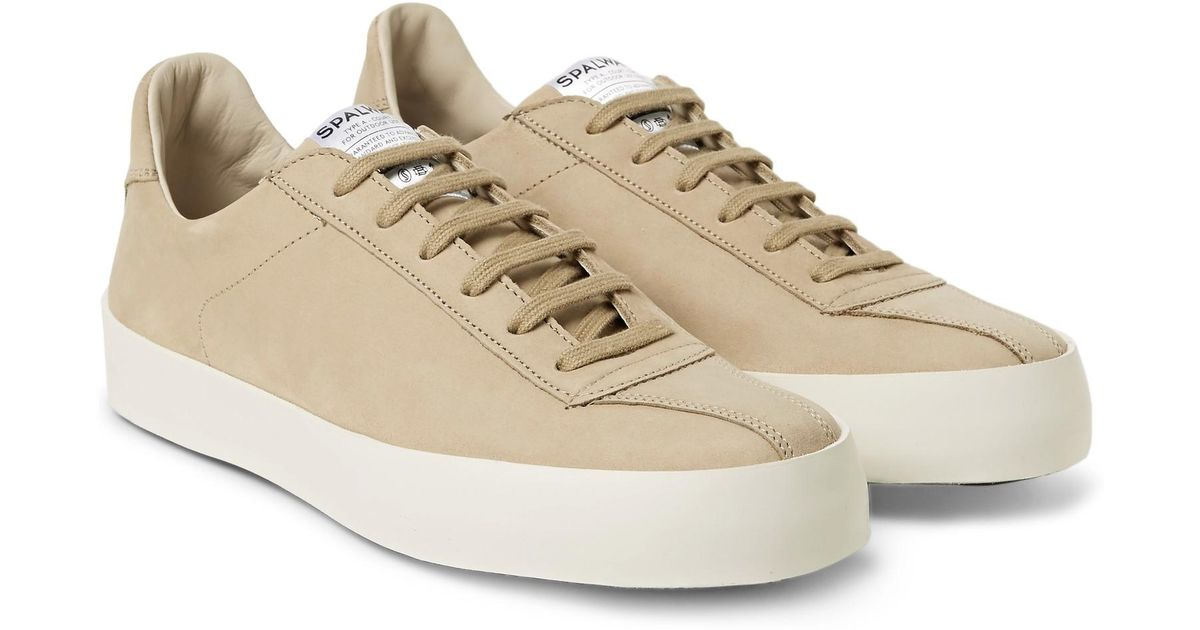 Court Nubuck Sneakers Spalwart Outlet Purchase Explore For Sale Cheap Sale Genuine Free Shipping Manchester 3cxoepF