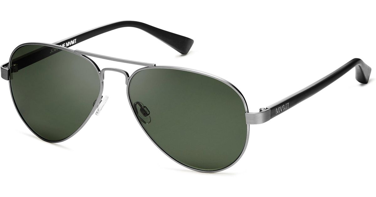 889afe6bad MVMT Runaway Polarized in Green for Men - Lyst