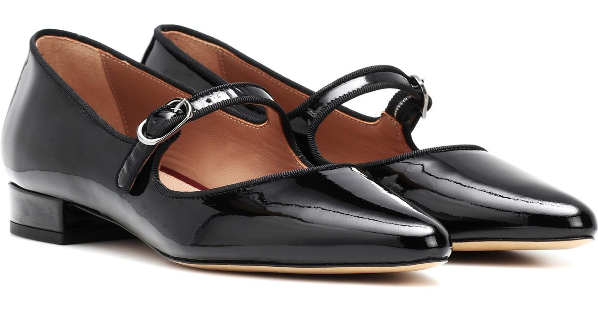 Cheapest Sale Online Cheapest AlexaChung Leather Mary Jane pumps wYYUh