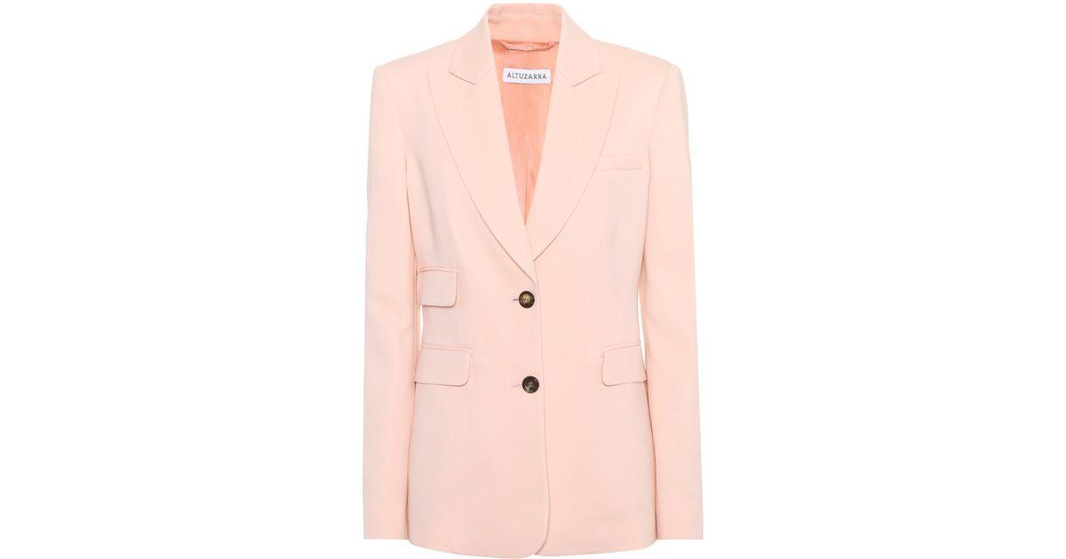 0c6befdb16ec9 Lyst - Altuzarra Exclusive To Mytheresa.com – Cornwall Jacket in Pink