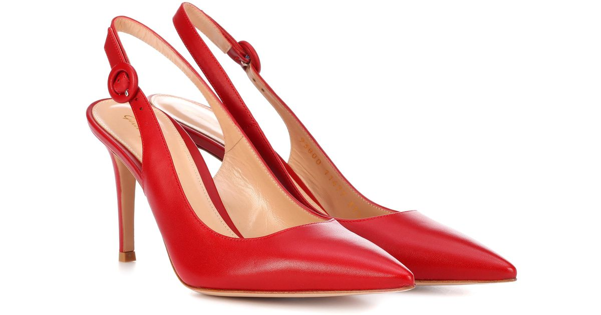 9f985fef4 gianvito-rossi-tabasco-red-Exclusive-To-Mytheresacom-Anna-85-Leather-Slingback-Pumps.jpeg