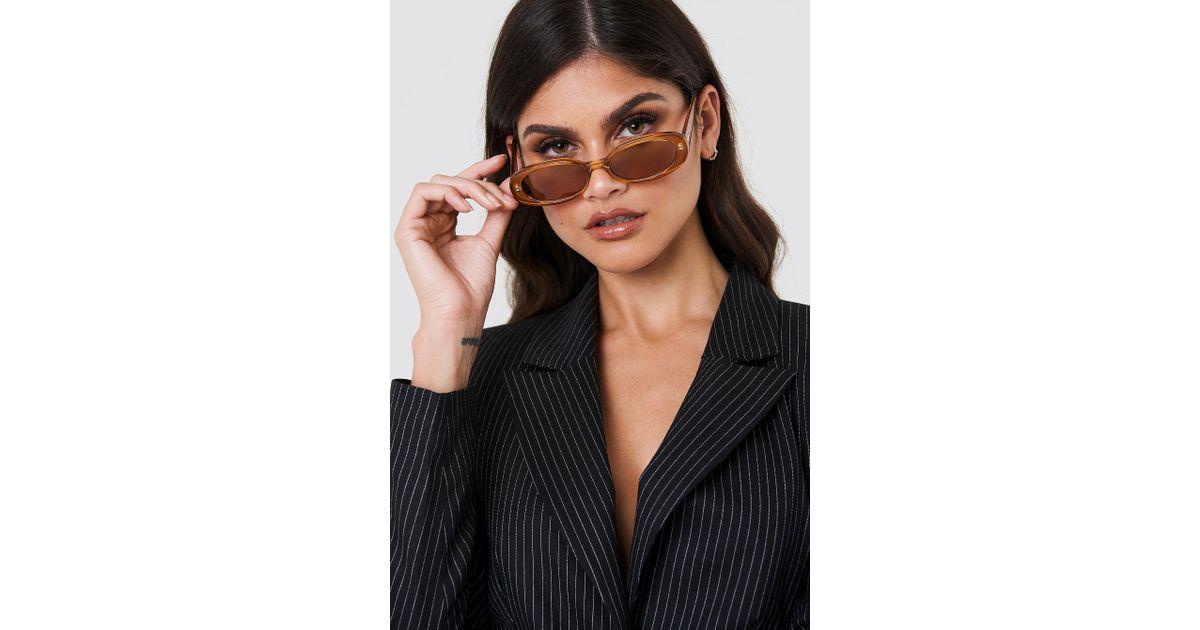 6e0465ac5b013 Le Specs Outta Love Sunglasses - Lyst