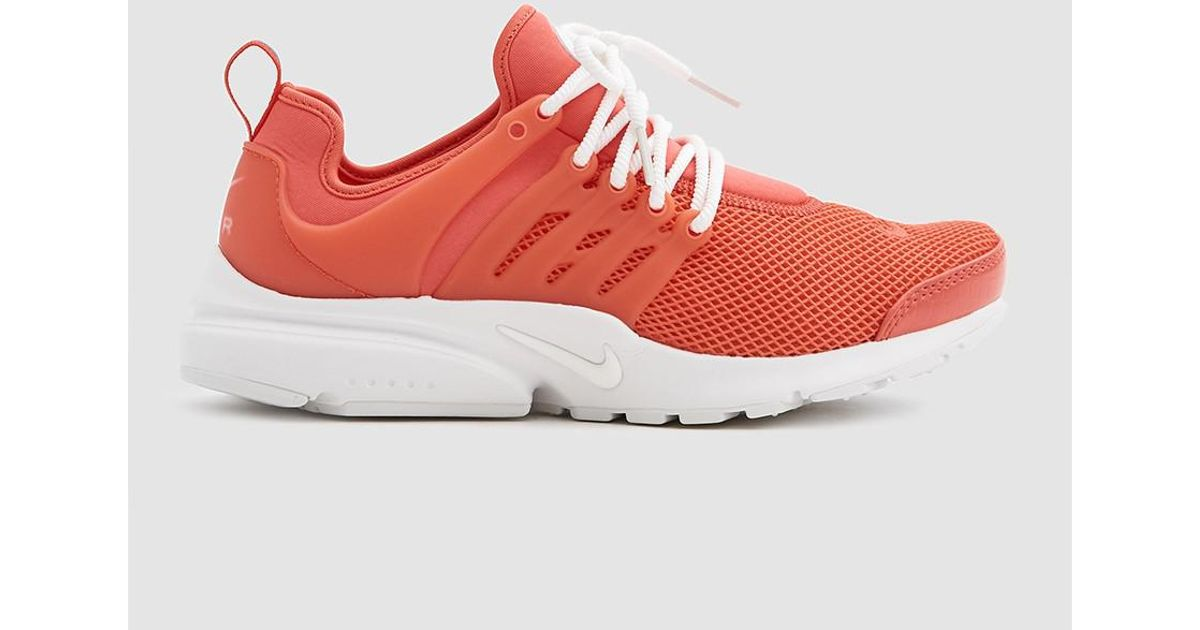 buy popular f2d89 ebceb ... usa lyst nike womens air presto se shoe 8c33f 6cb29