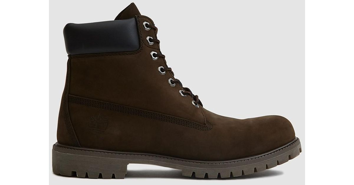 54c363121d Timberland 6-in Premium Wp Boot in Brown for Men - Lyst