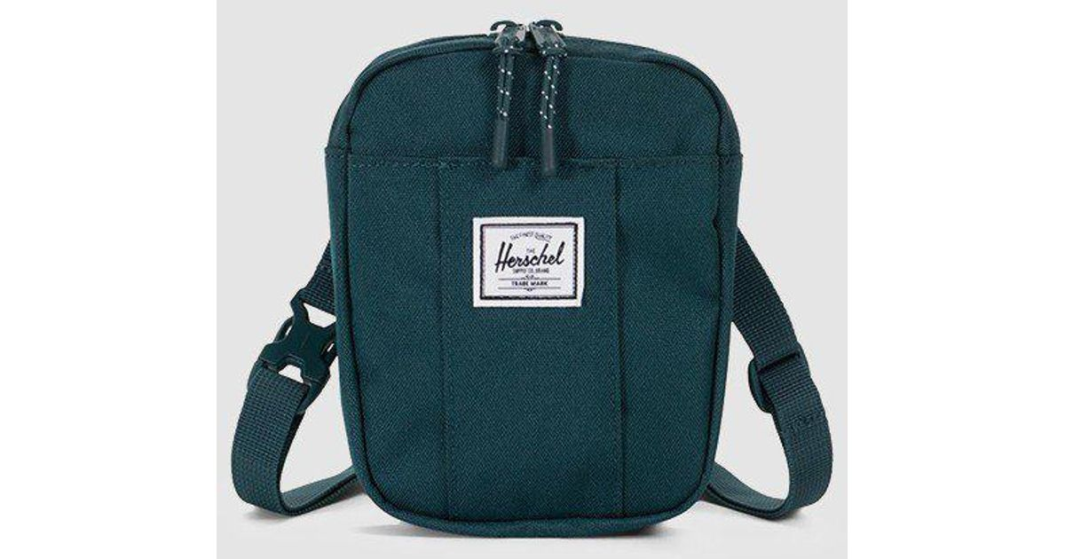 ab677c757d1b Lyst - Herschel Supply Co. Cruz Crossbody Bag in Blue - Save 3%
