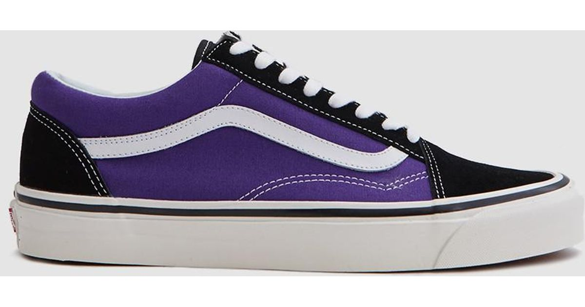 vans lila old skool
