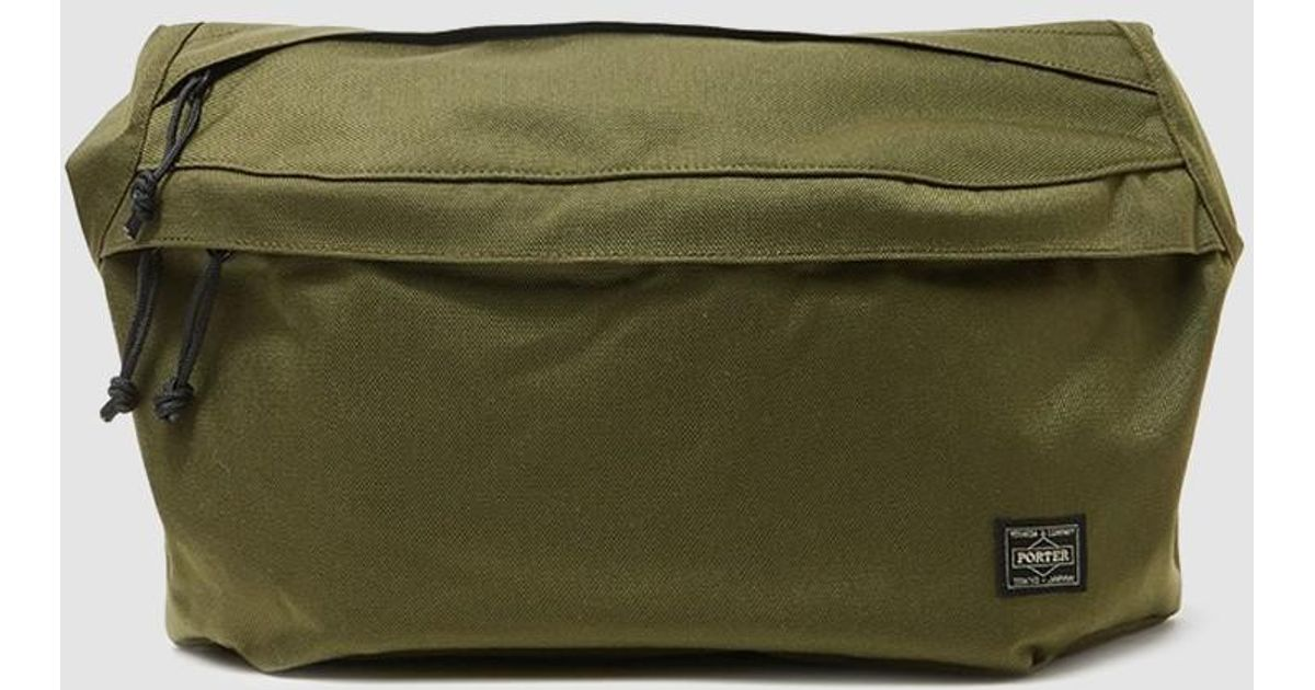 49fbed4adec2 Lyst - Neighborhood Mil-wb Waist Bag In Olive Drab in Green for Men