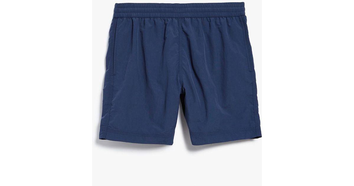2f998b9497c39 Lyst - Carhartt WIP Drift Swim Trunk In Blue in Blue for Men