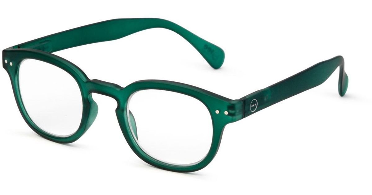 bcee513a70d8 Lyst - See Concept Let Me See Square Readers in Green