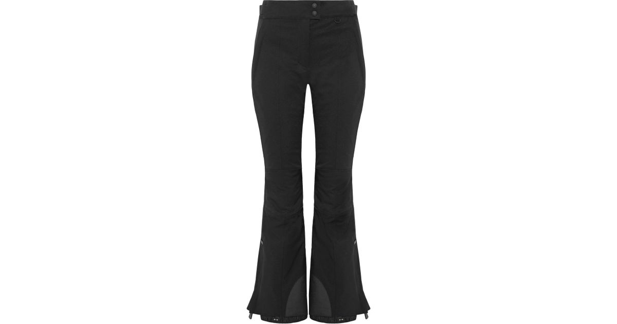 Lyst - Moncler Grenoble Shell Ski Pants in Black - Save 49% a4ee77bfb