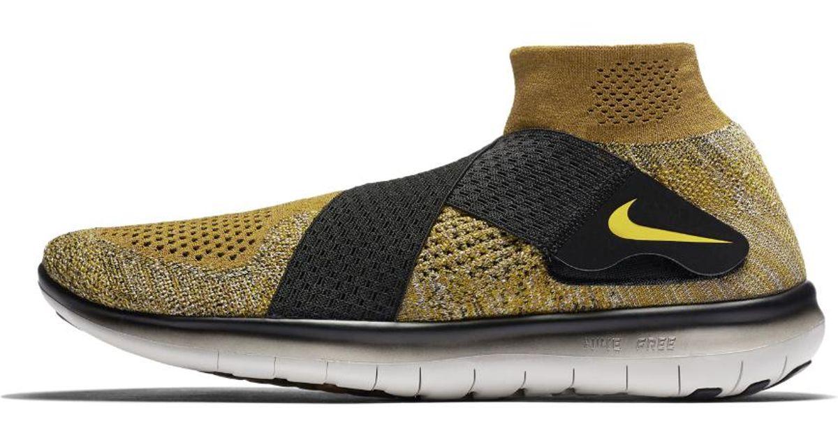 bf468e49d6c1 Lyst - Nike Free Rn Motion Flyknit 2017 Men s Running Shoe in Black for Men