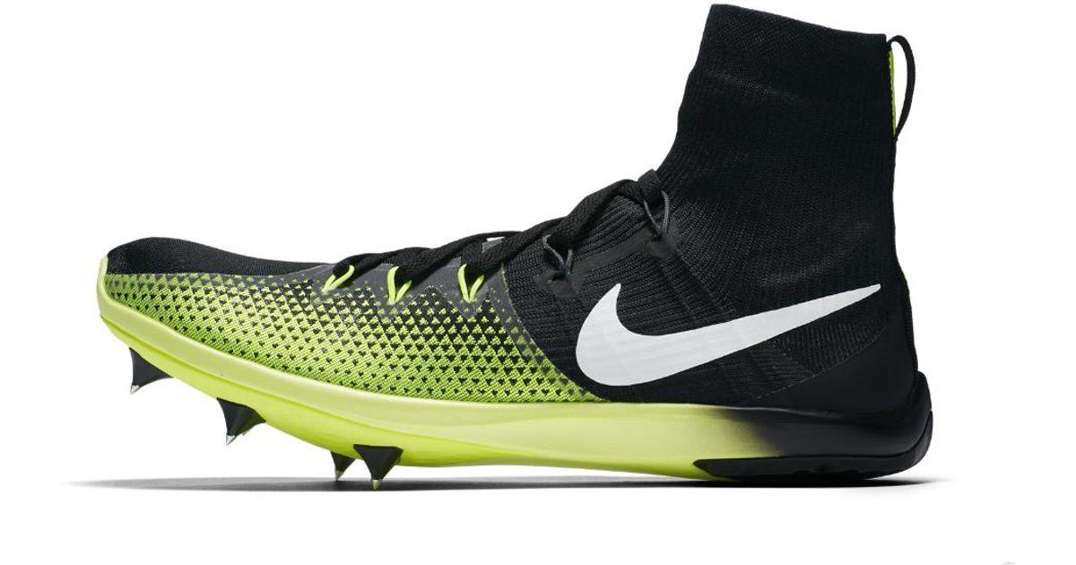 54fcf25ac983 Lyst - Nike Zoom Victory 4 Xc Track Spike in Green