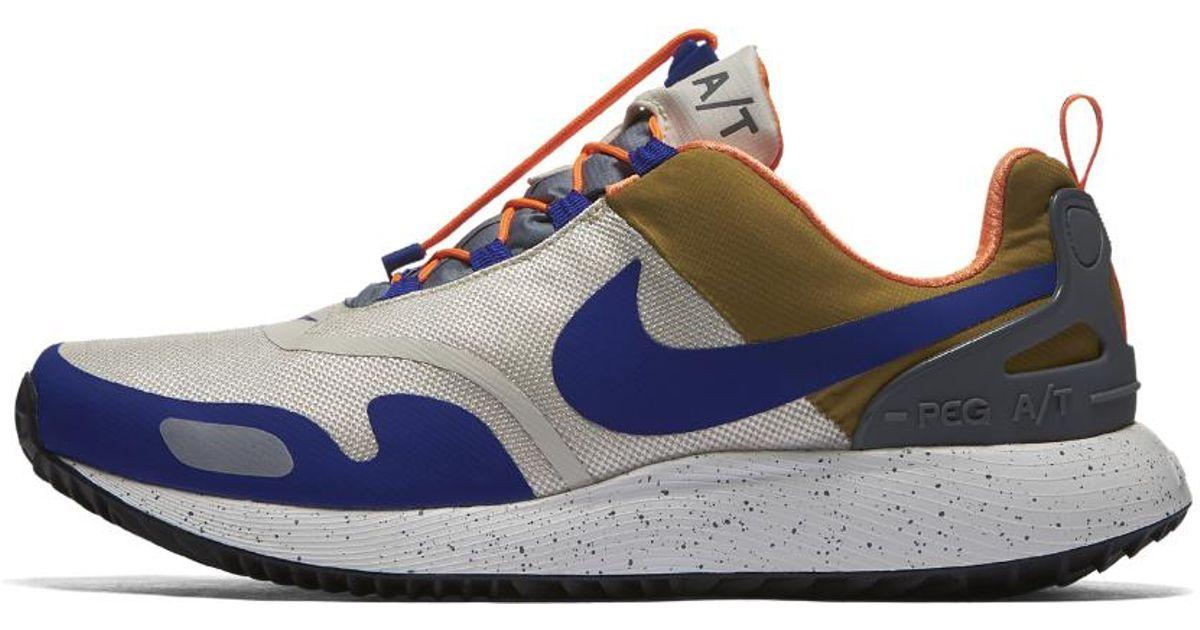 online retailer cea3d 7f171 Lyst - Nike Air Pegasus At Winter Qs Mens Shoe in Blue for M
