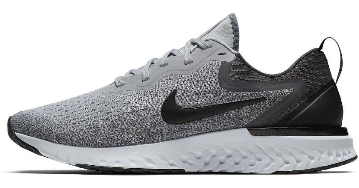 37c1ec95fa4bb Lyst - Nike Odyssey React Women s Running Shoe in Gray - Save 41%