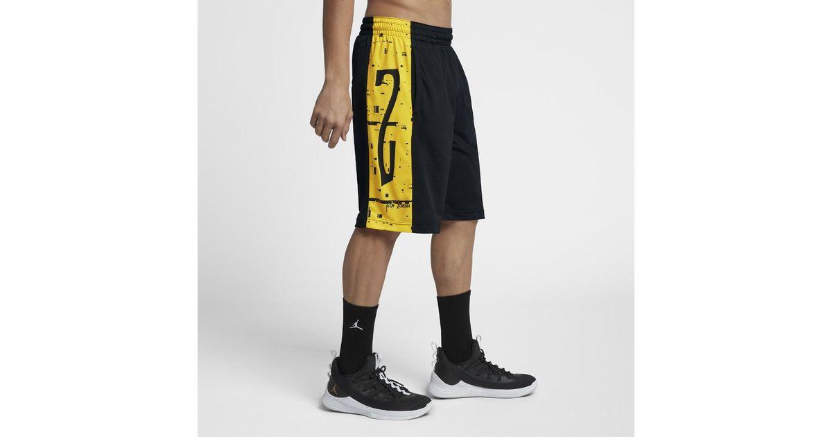 2baa853923c1 Lyst Nike Men S Basketball Shorts By Nike In Black For Men