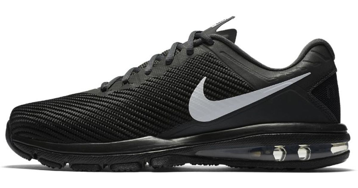 outlet store bc8e3 a6d44 ... spain lyst nike air max full ride tr 1.5 mens training shoe in black  for men