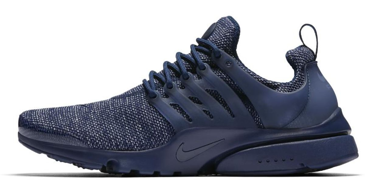 752e8aed7b1d ... get lyst nike air presto ultra breathe mens shoe in blue for men 25124  1ac29