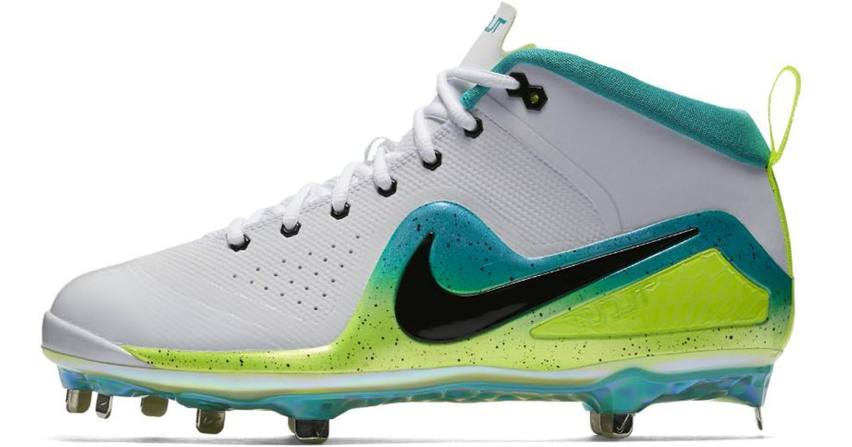 Nike Force Zoom Trout 4 Asg Men\u0027s Baseball Cleats in Green for Men | Lyst