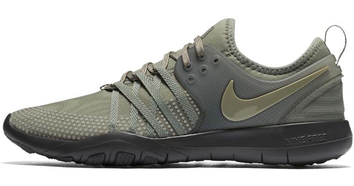 8fcaf6948cba4 Lyst - Nike Free Tr 7 Shield Women s Training Shoe in Brown
