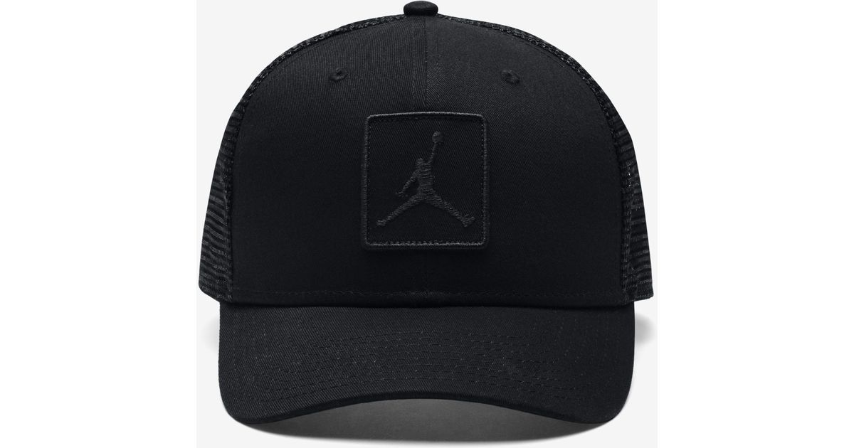 7256e19f8cac13 Nike Jumpman Classic99 Trucker Adjustable Hat