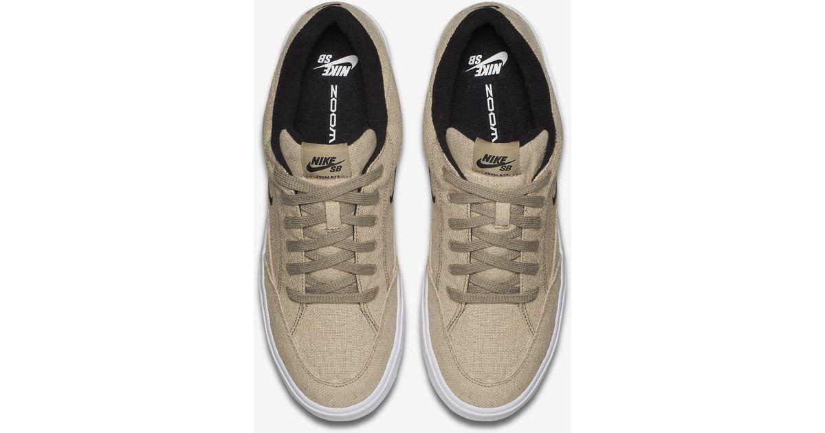 415bd549f64e Nike Sb Zoom Gts for Men - Lyst
