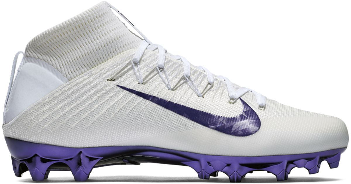 best service a7118 14716 Lyst - Nike Vapor Untouchable 2 Jewels Mens Football Cleat in White for Men