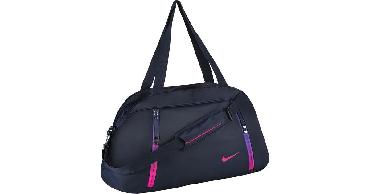 87e4c1966949 Lyst - Nike Auralux Solid Club Training Bag (black) in Blue for Men