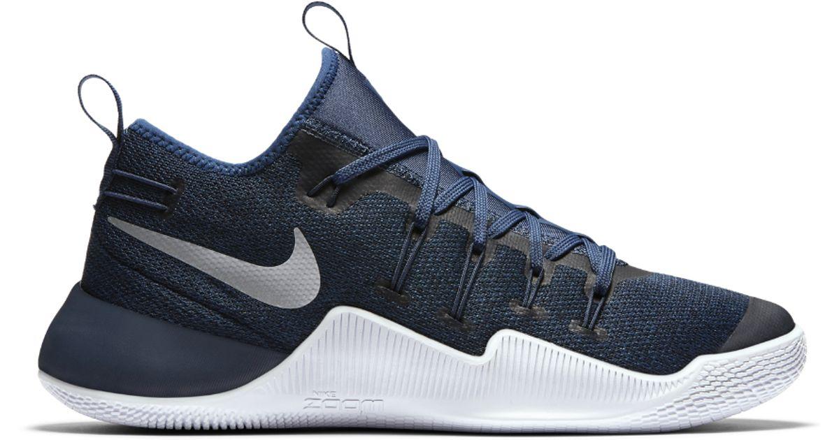 ce85a42c2701 ... spain lyst nike hypershift mens basketball shoe in blue for men 840b9  6583d