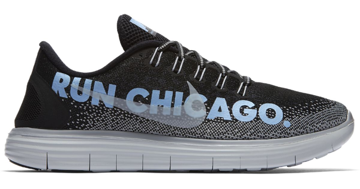4951bc37409c1 Lyst - Nike Free Rn Distance Le (chicago 2016) Men s Running Shoe in Blue  for Men
