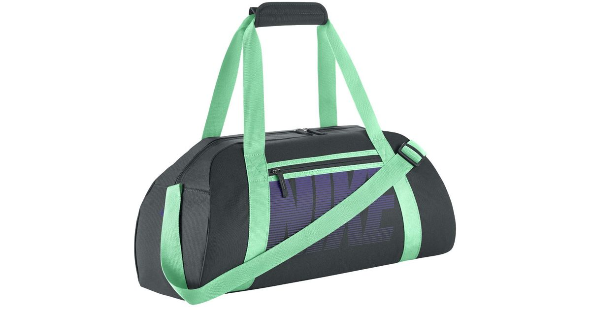 Lyst - Nike Gym Club Training Duffel Bag (green) in Green 3ea1beb906