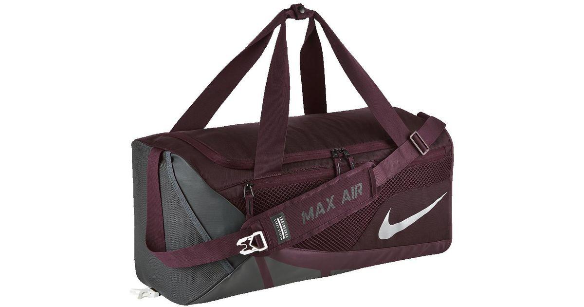 Lyst - Nike Vapor Max Air 2.0 (medium) Duffel Bag (night) in Red for Men 578b9b76eb09d