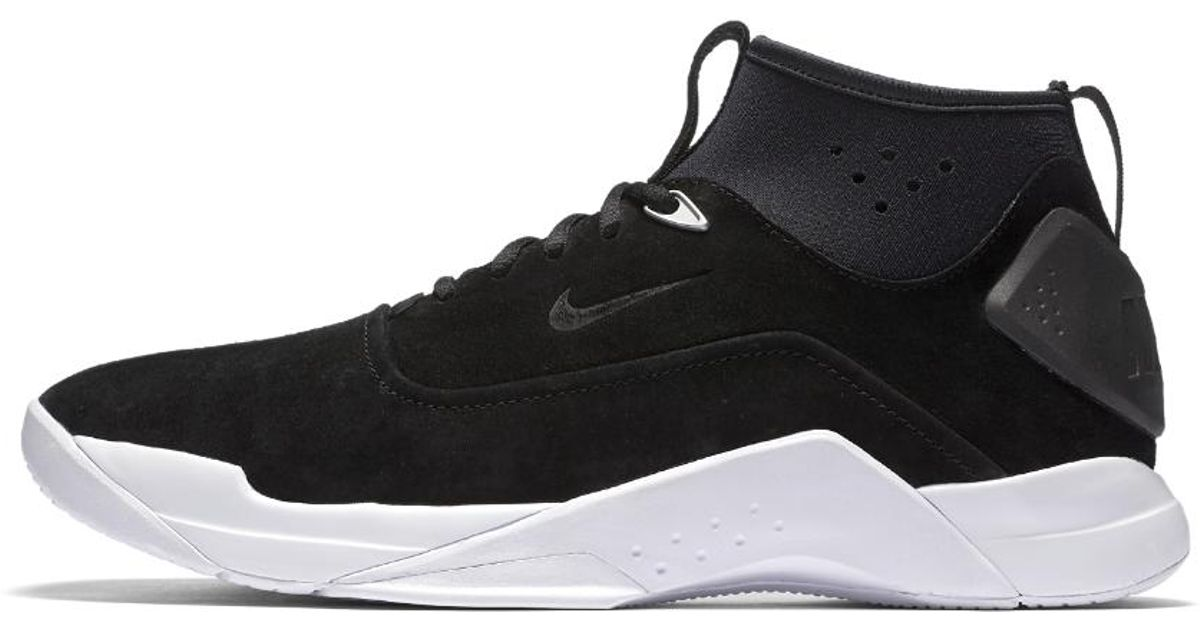 6987aad42ce3 Lyst - Nike Hyperdunk Low Lux Men s Shoe in Black for Men